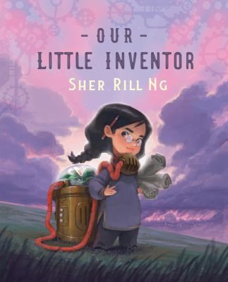 Cover image for Our little inventor