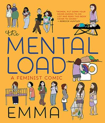 Cover image for The mental load : a feminist comic