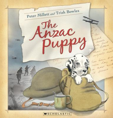 Cover image for The ANZAC puppy