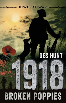 Cover image for 1918 : broken poppies