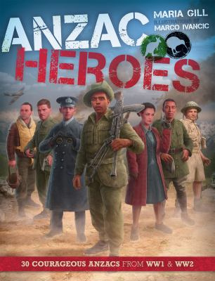 Cover image for ANZAC heroes