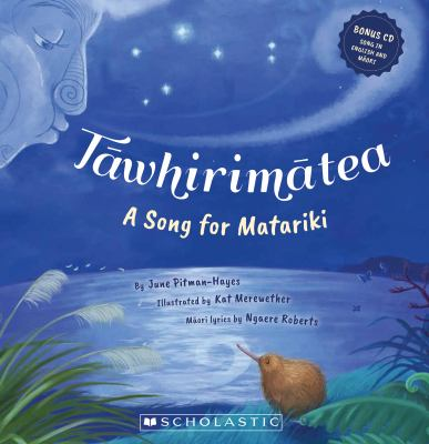 Cover image for Tawhirimātea : a song for Matariki