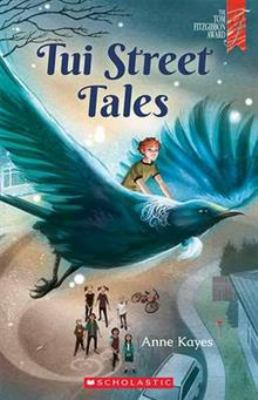 Cover image for Tui Street tales