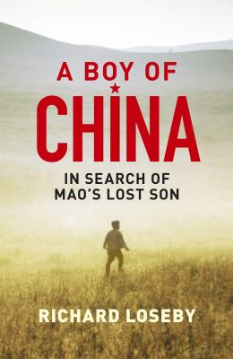 Cover image for A boy of China