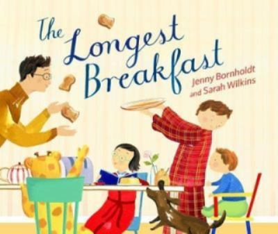Cover image for The longest breakfast