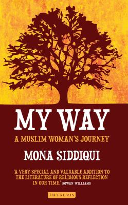Cover image for My way : a Muslim woman's journey
