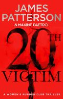 Cover image for 20th victim