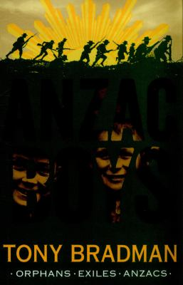 Cover image for Anzac boys