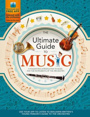 Cover image for The ultimate guide to music