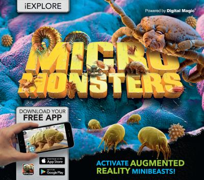 Cover image for Micro monsters