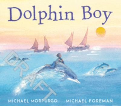 Cover image for Dolphin boy