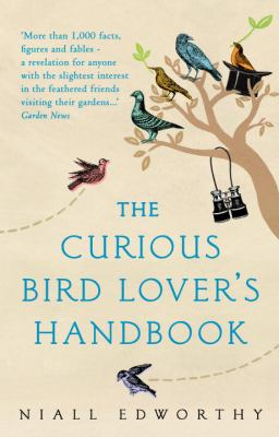 Cover image for The curious bird lover's handbook