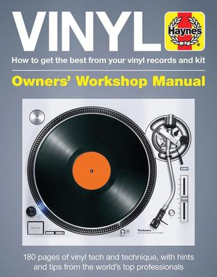 Cover image for Vinyl : how to get the best from your vinyl records and kit