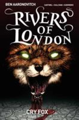 Cover image for Rivers of London. Cry fox