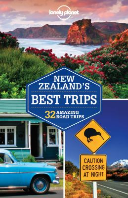 Cover image for New Zealand's best trips : 26 amazing road trips