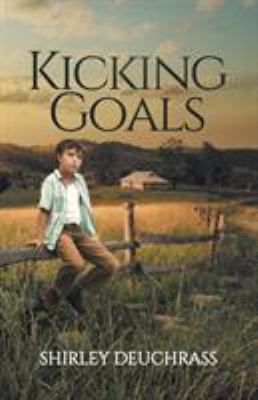 Cover image for Kicking goals