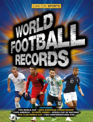 Cover image for World Football Records