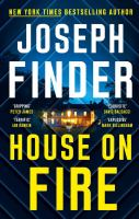 Cover image for House on fire