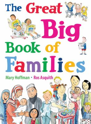 Cover image for The great big book of families