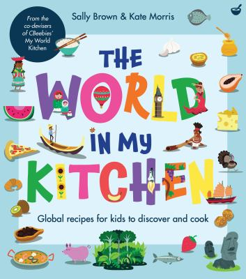 Cover image for The world in my kitchen