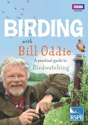 Cover image for Birding with Bill Oddie