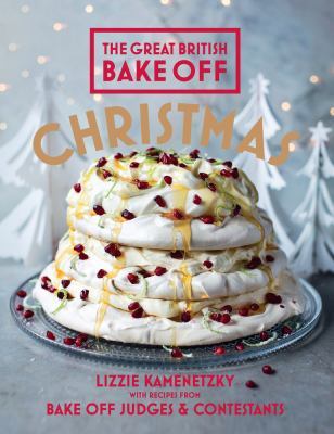 Cover image for The Great British bake off : Christmas