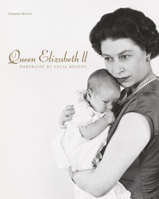 Cover image for Queen Elizabeth II : portraits by Cecil Beaton