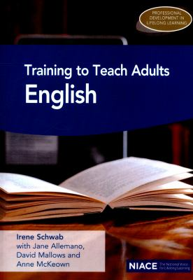 Cover image for Training to teach adults English