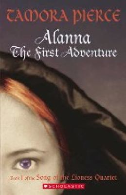 Cover image for Alanna : the first adventure