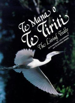 Cover image for Te mana o te tiriti : the living treaty
