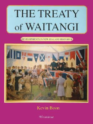 Cover image for The Treaty of Waitangi