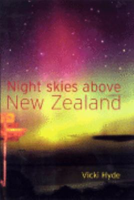 Cover image for Night skies above New Zealand