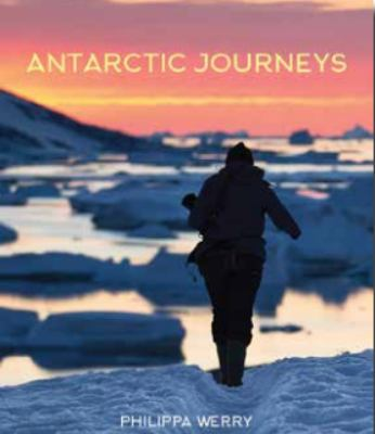 Cover image for Antarctic journeys