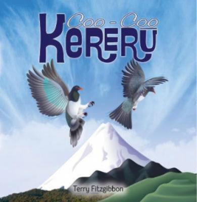 Cover image for Coo-coo kererū