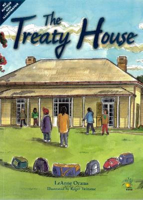 Cover image for The treaty house