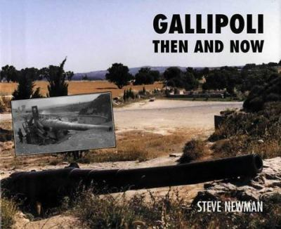 Cover image for Gallipoli : then and now