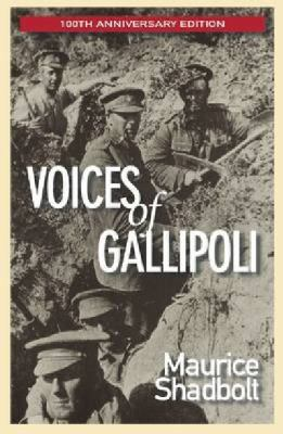 Cover image for Voices of Gallipoli