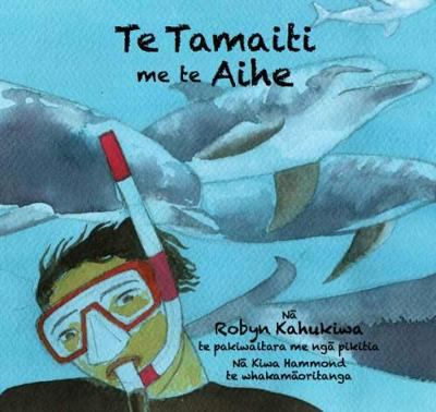 Cover image for Te Tamaiti me te Aihe