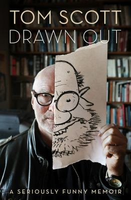 Cover image for Drawn out : a seriously funny memoir