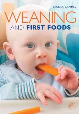 Cover image for Weaning and first foods