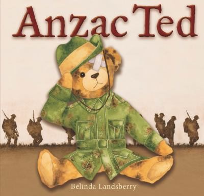 Cover image for Anzac Ted