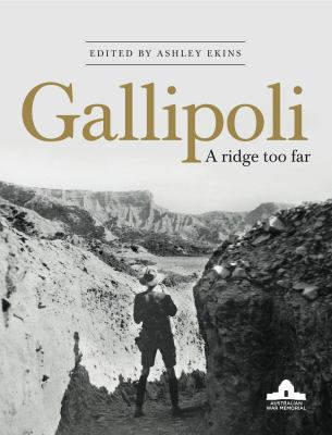 Cover image for Gallipoli : a ridge too far