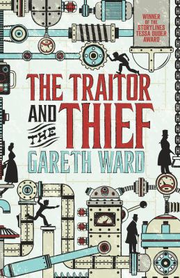 Cover image for The traitor and the thief