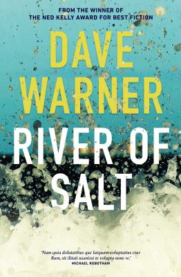 Cover image for River of salt
