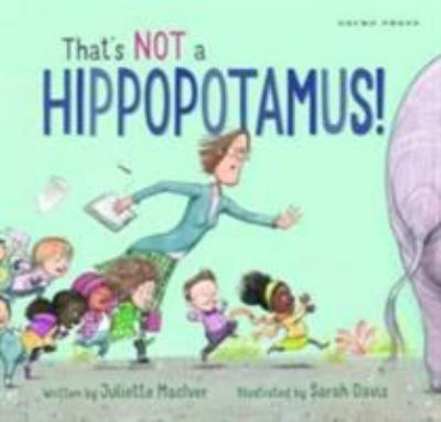 Cover image for That's not a hippopotamus!
