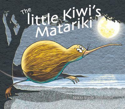 Cover image for The little kiwi's Matariki