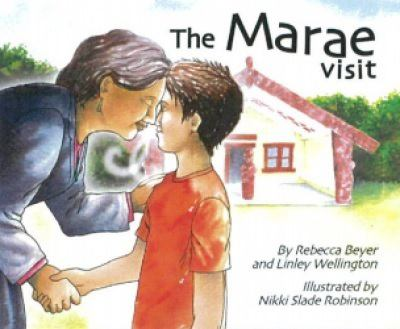 Cover image for The marae visit