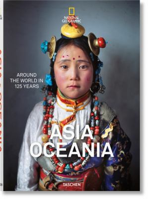 Cover image for Around the world in 125 years. Asia, Oceania