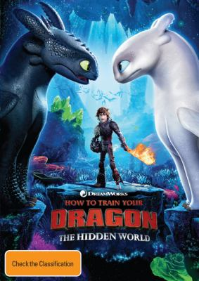 Cover image for How to train your dragon. The hidden world