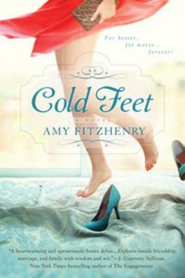 Cover image for Cold feet / Amy FitzHenry.